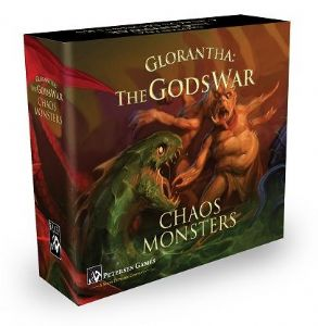 Glorantha : The Gods War - Chaos Monsters Expansion